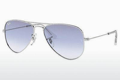 Solglasögon Ray-Ban Junior RJ9506S 212/19 - Silver