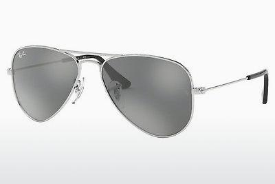 Solglasögon Ray-Ban Junior RJ9506S 212/6G - Silver