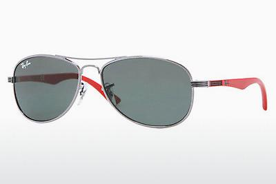 Solglasögon Ray-Ban Junior RJ9529S 200/71 - Grå