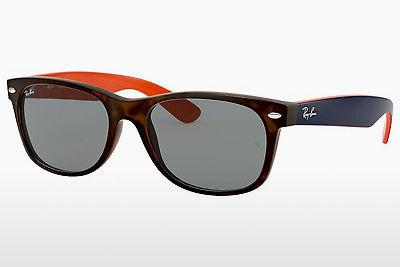 Solglasögon Ray-Ban NEW WAYFARER (RB2132 6180R5) - Brun, Havanna