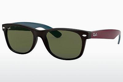 Solglasögon Ray-Ban NEW WAYFARER (RB2132 6182) - Svart