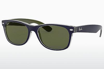 Solglasögon Ray-Ban NEW WAYFARER (RB2132 6188) - Blå