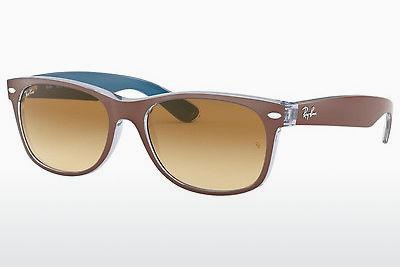 Solglasögon Ray-Ban NEW WAYFARER (RB2132 618985) - Brun