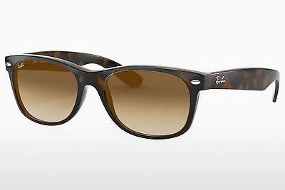 Solglasögon Ray-Ban NEW WAYFARER (RB2132 710/51) - Brun, Havanna