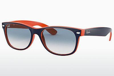 Solglasögon Ray-Ban NEW WAYFARER (RB2132 789/3F) - Blå