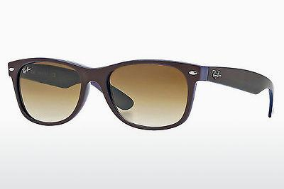 Solglasögon Ray-Ban NEW WAYFARER (RB2132 874/51) - Brun