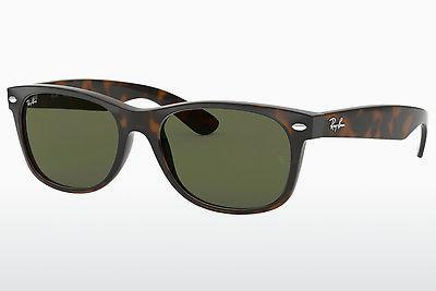 Solglasögon Ray-Ban NEW WAYFARER (RB2132 902L) - Brun, Havanna