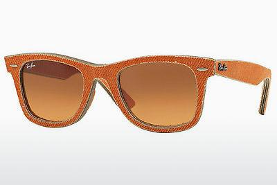 Solglasögon Ray-Ban WAYFARER (RB2140 11653C) - Orange