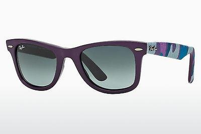 Solglasögon Ray-Ban WAYFARER (RB2140 606471) - Purpur