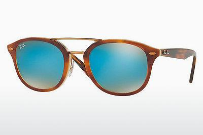 Solglasögon Ray-Ban RB2183 1128B7 - Brun, Havanna, Orange
