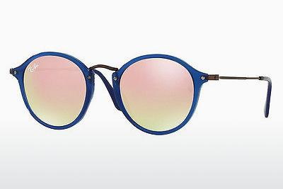Solglasögon Ray-Ban RB2447N 62547O - Transparent, Blå