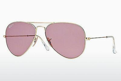 Solglasögon Ray-Ban AVIATOR LARGE METAL (RB3025 001/15) - Guld
