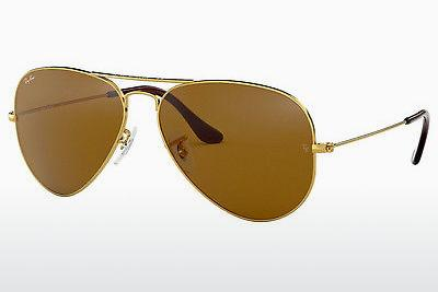 Solglasögon Ray-Ban AVIATOR LARGE METAL (RB3025 001/33) - Guld