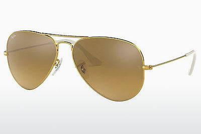 Solglasögon Ray-Ban AVIATOR LARGE METAL (RB3025 001/3K) - Guld