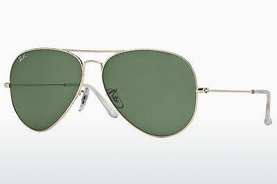 Solglasögon Ray-Ban AVIATOR LARGE METAL (RB3025 001) - Guld