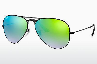Solglasögon Ray-Ban AVIATOR LARGE METAL (RB3025 002/4J) - Svart