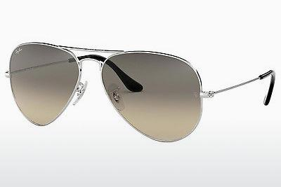Solglasögon Ray-Ban AVIATOR LARGE METAL (RB3025 003/32) - Silver