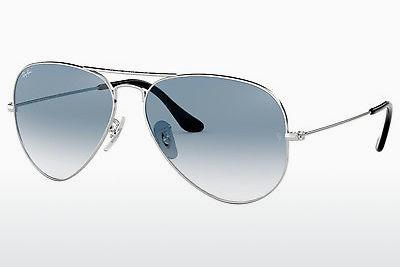 Solglasögon Ray-Ban AVIATOR LARGE METAL (RB3025 003/3F) - Silver