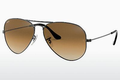 Solglasögon Ray-Ban AVIATOR LARGE METAL (RB3025 004/51) - Grå, Mässing/koppar