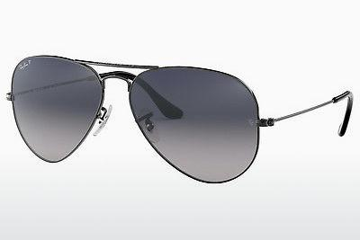 Solglasögon Ray-Ban AVIATOR LARGE METAL (RB3025 004/78) - Grå, Mässing/koppar