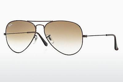 Solglasögon Ray-Ban AVIATOR LARGE METAL (RB3025 014/51) - Brun