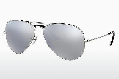 Solglasögon Ray-Ban AVIATOR LARGE METAL (RB3025 019/W3) - Silver