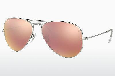 Solglasögon Ray-Ban AVIATOR LARGE METAL (RB3025 019/Z2) - Silver