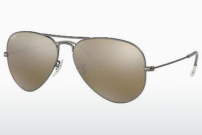 Solglasögon Ray-Ban AVIATOR LARGE METAL (RB3025 029/30) - Grå, Mässing/koppar