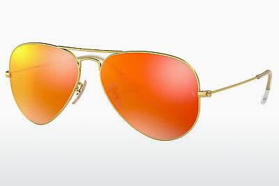 Solglasögon Ray-Ban AVIATOR LARGE METAL (RB3025 112/69) - Guld