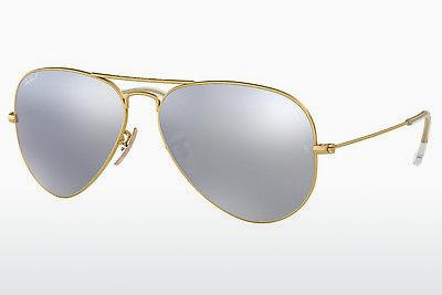 Solglasögon Ray-Ban AVIATOR LARGE METAL (RB3025 112/W3) - Guld