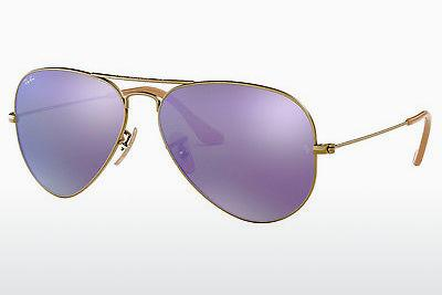 Solglasögon Ray-Ban AVIATOR LARGE METAL (RB3025 167/1M) - Brun