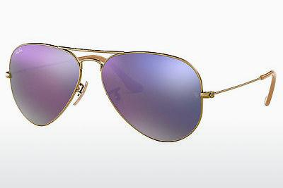 Solglasögon Ray-Ban AVIATOR LARGE METAL (RB3025 167/4K) - Brun