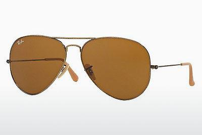 Solglasögon Ray-Ban AVIATOR LARGE METAL (RB3025 177/33) - Guld