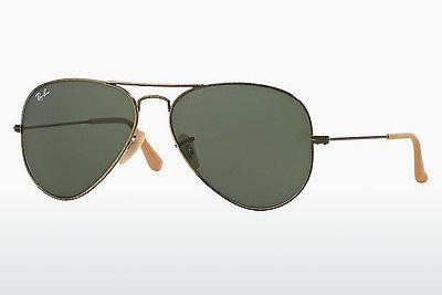 Solglasögon Ray-Ban AVIATOR LARGE METAL (RB3025 177) - Guld