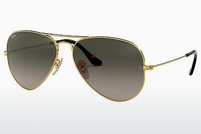 Solglasögon Ray-Ban AVIATOR LARGE METAL (RB3025 181/71) - Guld
