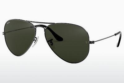 Solglasögon Ray-Ban AVIATOR LARGE METAL (RB3025 W0879) - Grå, Mässing/koppar