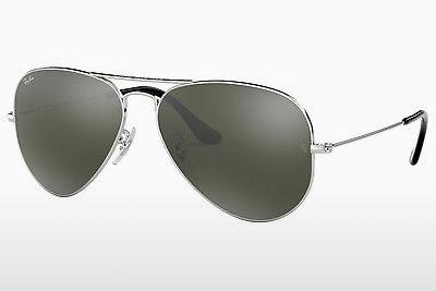 Solglasögon Ray-Ban AVIATOR LARGE METAL (RB3025 W3277) - Silver