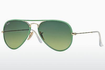 Solglasögon Ray-Ban AVIATOR FULL COLOR (RB3025JM 001/3M) - Guld