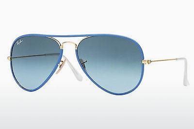 Solglasögon Ray-Ban AVIATOR FULL COLOR (RB3025JM 001/4M) - Guld