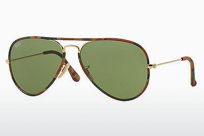 Solglasögon Ray-Ban AVIATOR FULL COLOR (RB3025JM 168/4E) - Guld