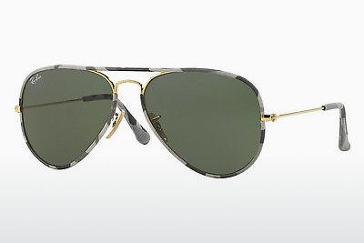 Solglasögon Ray-Ban AVIATOR FULL COLOR (RB3025JM 171) - Guld