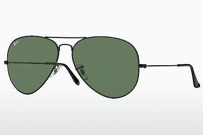 Solglasögon Ray-Ban AVIATOR LARGE METAL II (RB3026 L2821) - Svart
