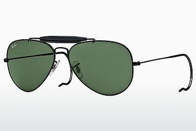 Solglasögon Ray-Ban OUTDOORSMAN (RB3030 L9500) - Svart