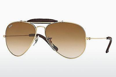 Solglasögon Ray-Ban AVIATOR CRAFT (RB3422Q 001/51) - Guld
