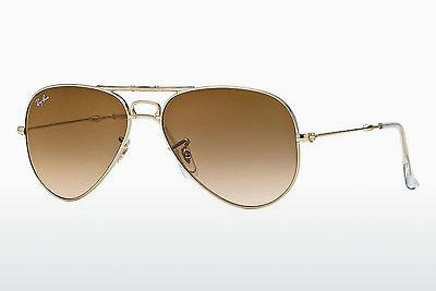 Solglasögon Ray-Ban AVIATOR FOLDING (RB3479 001/51) - Guld