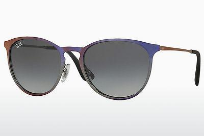 Solglasögon Ray-Ban RB3539 195/11 - Purpur, Grå