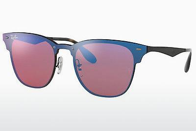 Solglasögon Ray-Ban RB3576N 153/7V - Purpur, Svart