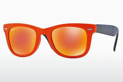 Solglasögon Ray-Ban FOLDING WAYFARER (RB4105 601969) - Orange