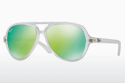 Solglasögon Ray-Ban CATS 5000 (RB4125 646/19) - Transparent