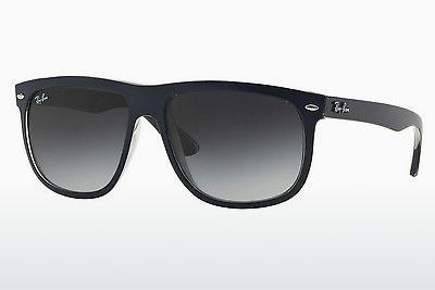 Solglasögon Ray-Ban RB4147 61328G - Blå, Grå, Transparent